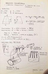 TRAZADO DE CALDERERIA - savid jara Welding Flux, Welding Shop, Sheet Metal Fabrication, Welding And Fabrication, Engineering Tools, Mechanical Engineering, Metal Projects, Welding Projects, Airplane Sketch