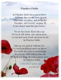 Image result for anzac poem flanders field