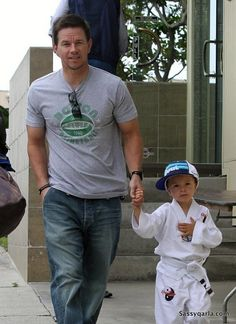 Mark Wahlberg. Wins Most Improved Man award, both in his professional career & personal life.