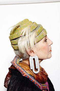 Debra Rapaport Radical Fashion: 3 Visionaries We Love #refinery29