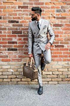 Louis Vuitton bag Steve Madden, Mens Fashion Blog, Suit Fashion, Fashion Menswear, Louis Vuitton Watches, H&m Shoes, Black Shoes, Sharp Dressed Man, Well Dressed Men