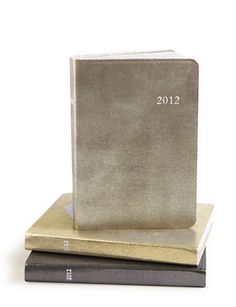 Will have to get one of these metallic planners by Graphic Image next year.