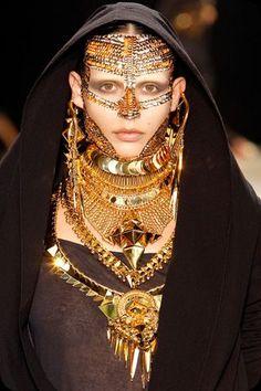 Mask for Quaithe