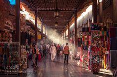 Popular on 500px : Dubai old souk by bgodfroid