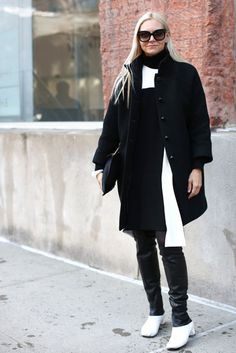 Street-Style Trends at Fashion Week Fall 2013 Photo 28