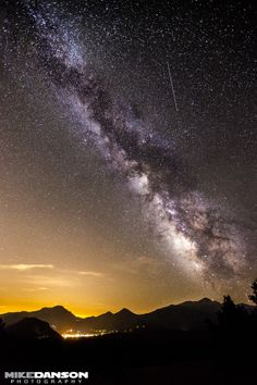 We're Only Stardust - Rocky Mountain National Park, Colorado