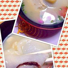 うま〜♡ - 7件のもぐもぐ - あん餅雑煮 by seabreeze
