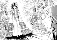 Magi the end!!! 386 chapter