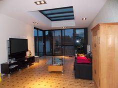 Living Room - AR111 LED Spots in Ceiling