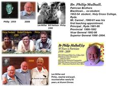Brother Philip Mulhall. 1960-1961
