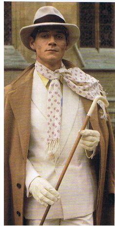 Anthony Andrews as Sebastian Flyte