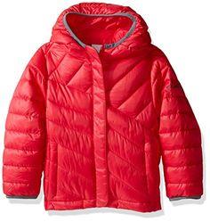 Columbia Big Girls' Powder Lite Puffer Jacket, Punch Pink...