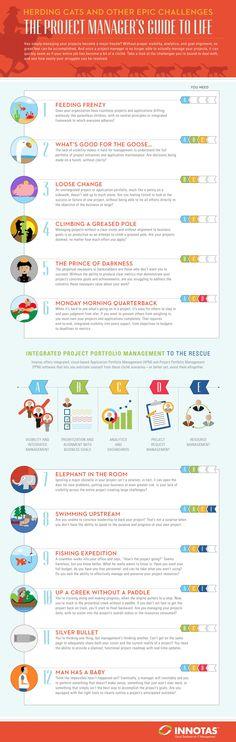 The Project Manager's Guide to Life http://marketing.innotas.com/2013_06_Website_HerdingCats_ebook.htm