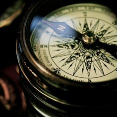 compass, of course.