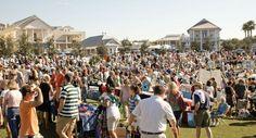 Seaside, South Walton Florida   #SeasideCRA