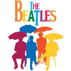 Estampa para camiseta The Beatles 002136