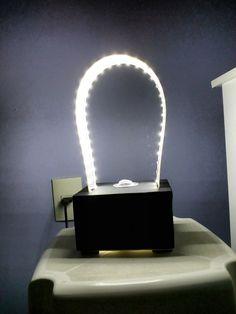 Home Made Led Lamp