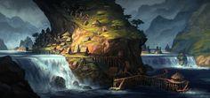 River Village by Matt Gaser