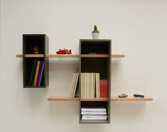 MAX shelf by Olivier Chabaud