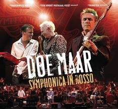 Nachtzuster - Live Symphonica In Rosso a song by Doe Maar on Spotify Dutch Artists, Veronica, Holland, Handsome, Songs, Film, My Love, Movie Posters, Cd Album