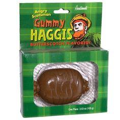 Gummy Haggis