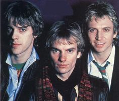 "sumnersjourney: "" The Police ♥ """