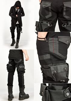 post apocalyptic clothes - Google Search