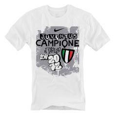 T-shirt Juventus Campione d'Italia Soccer Players, Soccer Teams, Juventus Fc, Soccer Girls, Mens Tops, T Shirt, Sport, Funny, Italia