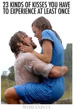 23 Kinds of Kisses You Have to Experience at Least Once - to achieve relationship goals of course. - http://Womanista.com