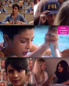 This new Quantico promo has Priyanka Chopra looking lethal in a swimsuit – watch video! #Quantico   #PriyankaChopra