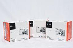 Jual Kamera Digital Baru – Sony DSC-W830 New: Kamera Digital Baru - Sony DSC-W830 New Harga @: Rp. 1.350.000,- (Ready 3 Unit)
