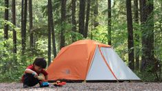 Let's Go Camping with...Toddlers! - Hike it Baby