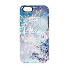 I Love You To The Moon & Back Glitter Phone Case - iPhone 6/6S