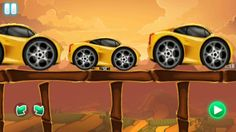Racing Games For Kids - Little Yellow Car For Children - Video Games Fo. Racing Games For Kids, Video Games For Kids, Yellow Car, Race Cars, Children, Drag Race Cars, Young Children, Kids, Children's Comics