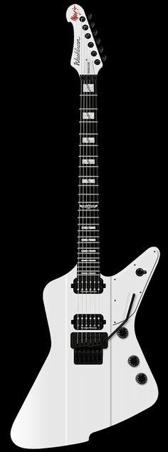 Guitar Rig, Music Guitar, Washburn Guitars, Heavy Metal Guitar, Play That Funky Music, Gibson Guitars, Guitar Building, Guitar Design, Electric Guitars