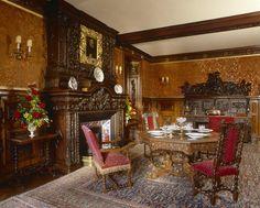 Oxburgh Hall, King's Lynn, Norfolk. | ... Oxburgh Hall, fifteenth-century moated manor house, King's Lynn