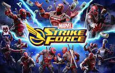 22 Best Marvel Strike Force images in 2019 | Marvel, Gaming