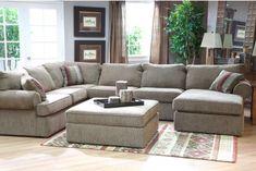 Napa Treasure Sectional Living Room