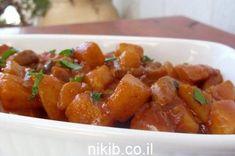 תפוחי אדמה ברוטב / צילום : ניקי ב