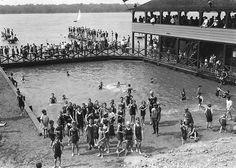East Windsor Bathing Beach -AKA - Ford City Bathing Beach
