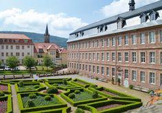 Heilbad Heiligenstadt : Barockgarten-heiligenstadt