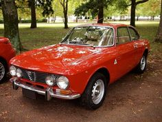 1974 Alfa Romeo 2000 GT Veloce