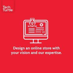 #CreateOnlineStore #TechTurtle #OnlineStore  #EcommerceWebsite