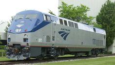 Amtrak Locomotives | Amtrak's Brand New Genesis Locomotives