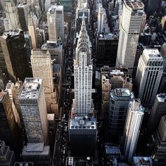 Chrysler Building, New York City / photo by Kristin L Edmundson