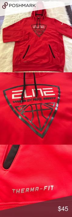 Nike Elite hoodie Great condition. Worn only a few times. Nike Other