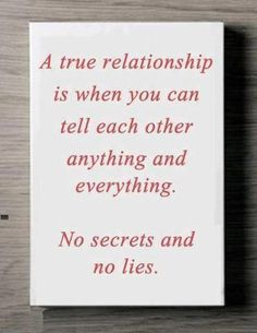 I think this is my favorite part of my relationship with my husband, we seriously never lie to each other faith trust and pixie dust of course ; Great Quotes, Quotes To Live By, Funny Quotes, Inspirational Quotes, Motivational, Quotes Pics, Witty Quotes, Quotes Images, Random Quotes