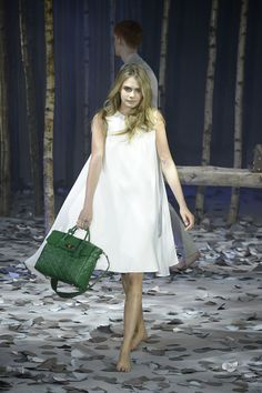 #Mulberry #AW14 #LFW