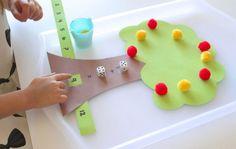 Juego de matematicas para niños