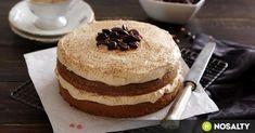 Kávés torta Judit konyhájából recept képpel. Hozzávalók és az elkészítés részletes leírása. A kávés torta judit konyhájából elkészítési ideje: 65 perc Diy Food, Tiramisu, Pancakes, Tart, Food And Drink, Breakfast, Ethnic Recipes, Morning Coffee, Pie